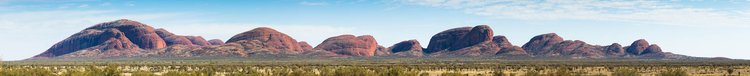 The Olgas, central Australia