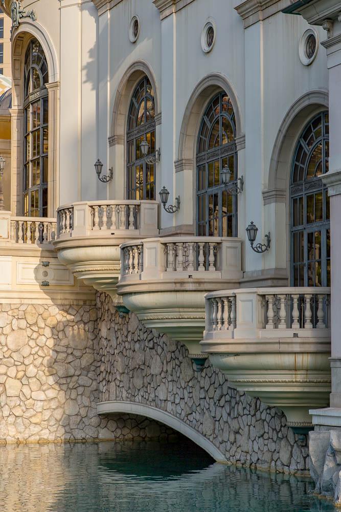 Balconies on the Bellagio, Paradise, NV